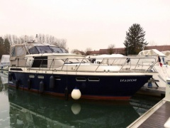 De Boarnstream 40 Trawler