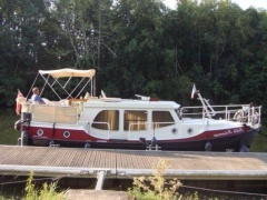 LINSSEN 320 DUTCH STURDY AC Trooli