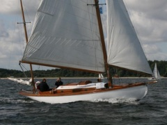 Abeking & Rasmussen 6,3 to Tourenkreuzer Frisia Kielboot