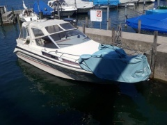 Draco 2700 Sterling Pilothouse Boat