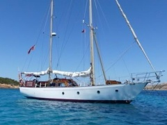 Fred Parker Classic Ketch Yacht a vela