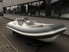 Williams 325 Turbo Jet RIB