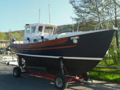 Fisher Boats Fisher 25 Motorsailer