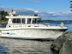 Sarins Minor 34 WMR Offshore Motoryacht