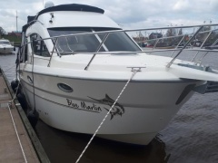 Sessa Dorado 36 Fley Flybridge Yacht