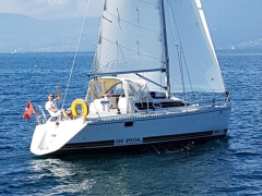 Kirie Feeling 286 Special Sailing Yacht