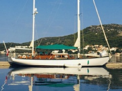 Sangermani Ketch 21m Sailing Yacht