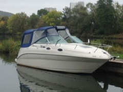 Sea Ray 240 Sundancer Cabin Boat