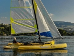 WindRider WR 17 Trimarano