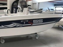 Trimarchi 55 S (Package Mercury) Deck Boat