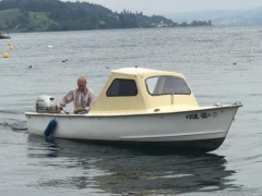 Steiner Fischerboot K 72 Fishing Boat