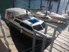 Scand 26 Cabin Pilothouse