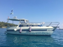 Kornat 700 Pilothouse