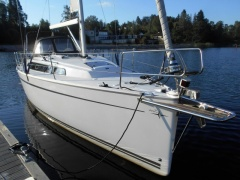 Bavaria Cruiser 33 Sailing Yacht