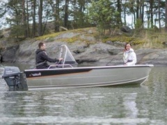Buster S1 2018 Working Boat