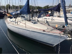 Scanner 38 Sailing Yacht