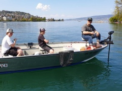 Marine 500 Fish Fishing Boat
