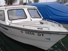 Bootswerft Bucher Fishline Fischerboot