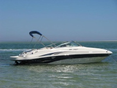 Sea Ray 220 Sun Deck Bowrider-vene