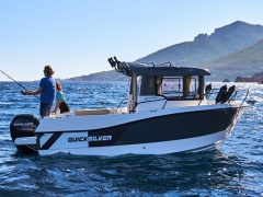 Quicksilver (Brunswick Marine) Pilothouse 605 Fischerboot