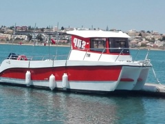 Olbap TR8-Diving Barco com cabine