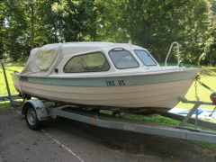 Askeladden 16-4400 HT Fishing Boat