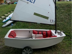 Optimist Optimist Sailing dinghy