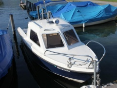 Thoma s600 Classic Fischerboot