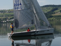 Mader Streamline Keelboat