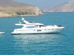 Azimut 68 Fly Plus Flybridge
