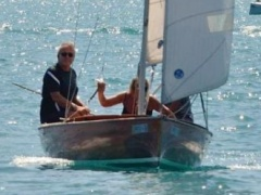 15 qm H-Jolle Sailing dinghy
