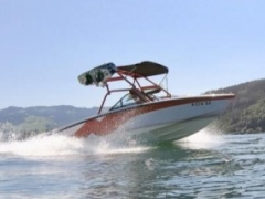 Correct Craft Pro Air Nautique Sport Boat