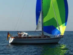 Scalar 34 Sailing Yacht