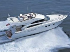 Princess 50 Fly  EW 2009 Flybridge