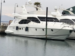 Azimut 62 Fly Evo- Model 2007 Flybridge