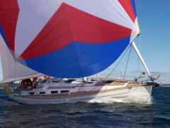 Sweden Yachts 42 Sailing Yacht