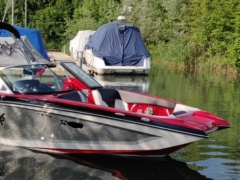 MasterCraft X26 (522PS, 16pers) Wakeboard/Wakesurf