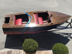 Holzboot Runabout