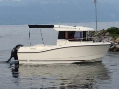 Quicksilver Pilothouse Capture 605 Pilothaus