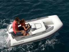 Williams Minijet 280 Gommone a scafo rigido