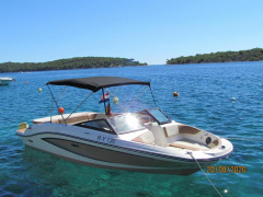 Sea Ray 21 SPX  4.5 ECT Sport Boat