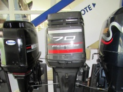 Force 70 Outboard