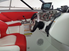 Bombardier Racing Edition Sea Doo Wake 230 Sport Boat