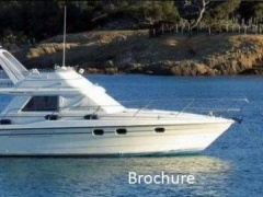 Princess 330 Fly Flybridge