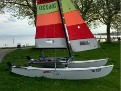 Hobie Cat 16 GLE Race Catamaran