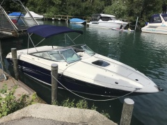 Sea Ray 240 overnighter Sportboot