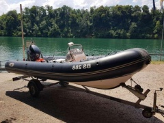 Lava Marine Expedition 5.20 RIB