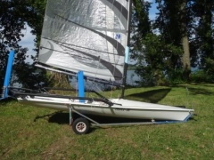 RS Sailing RS 600 Jolle