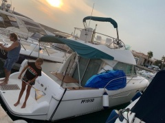 Jeanneau Marry Fisher 925 Flybridge