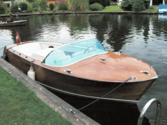 Chris Craft Brunnert-Grimm BG 56 Runabout